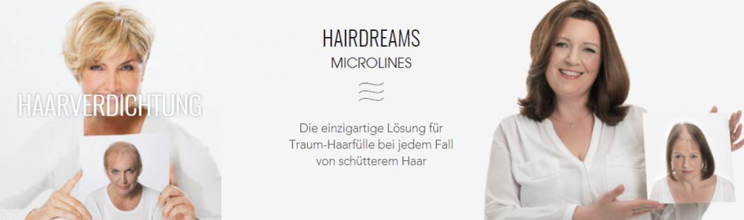Haarverdichtung Micro-Lines