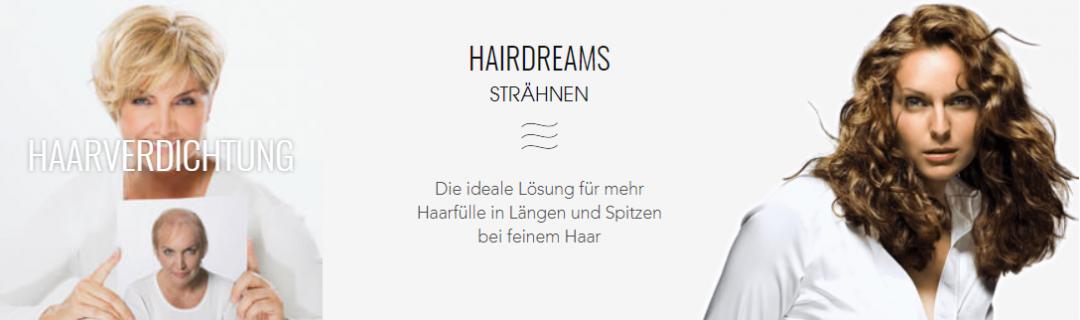 Haarverdichtung Straehnen