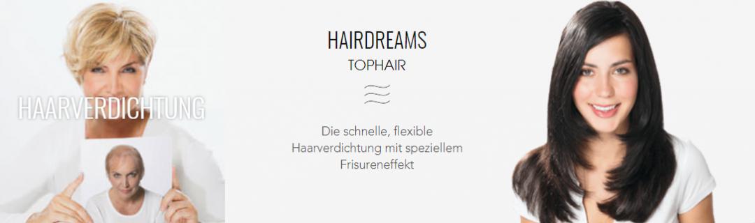 Haarverdichtung Tophair
