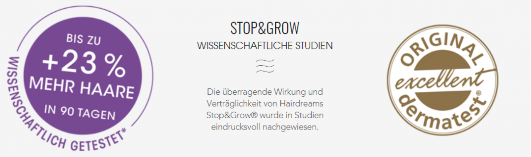 Stop and Grow Studien