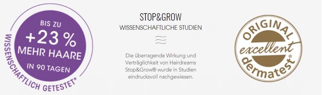 Stop and Grow Studien